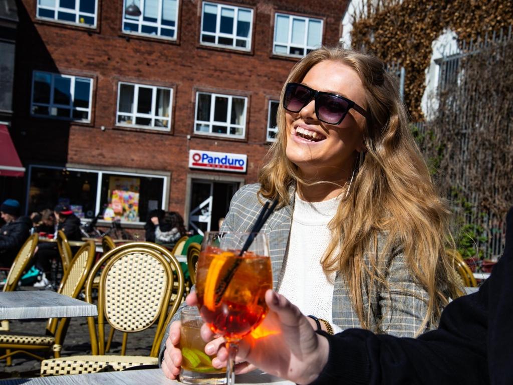 Carlton på Pustervig i Aarhus