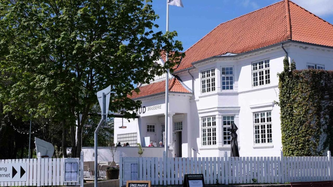Früd ved Tangkrogen i Aarhus