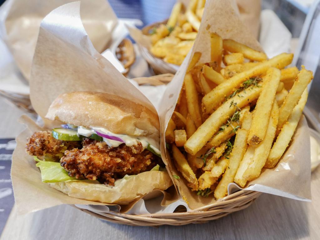 Burger Boom - Store Torv