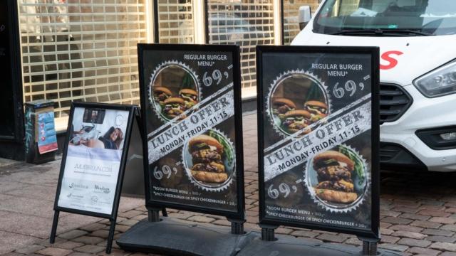 Burger Boom - Store Torv-3