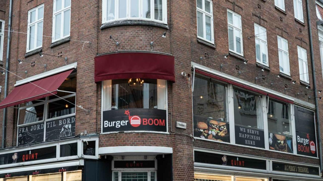 Burger Boom - Store Torv-4