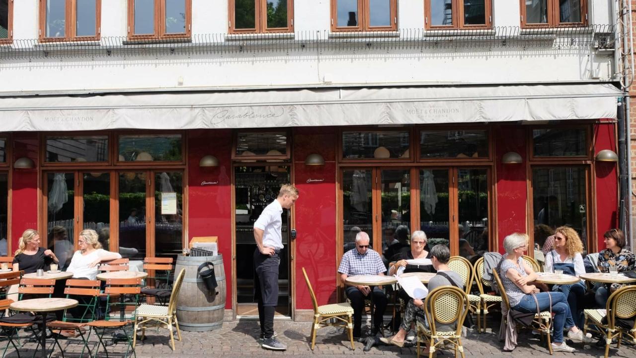Café Casablanca