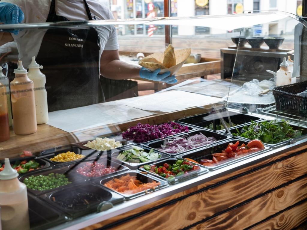 Den Lokale Shawarma i Aarhus_-10
