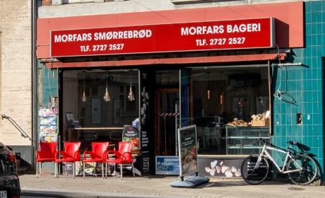 Morfars Smørrebrød og Take Away