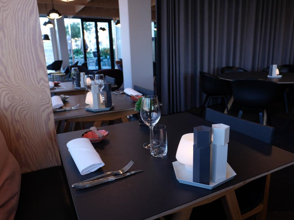 Restaurant V i Aarhus_
