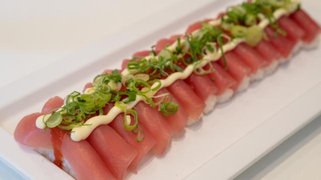 Sushi Mania i Guldsmedgade_
