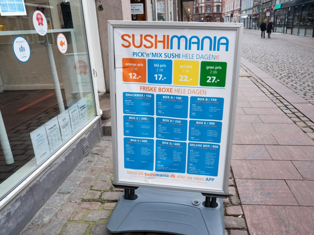 Sushi Mania i Guldsmedgade_-7