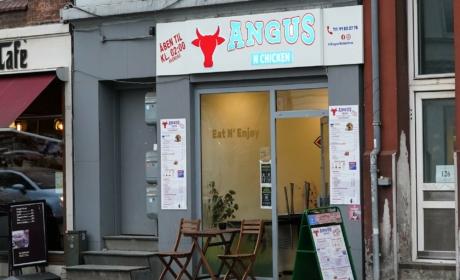 Angus N' Chicken House i Frederiks Allé
