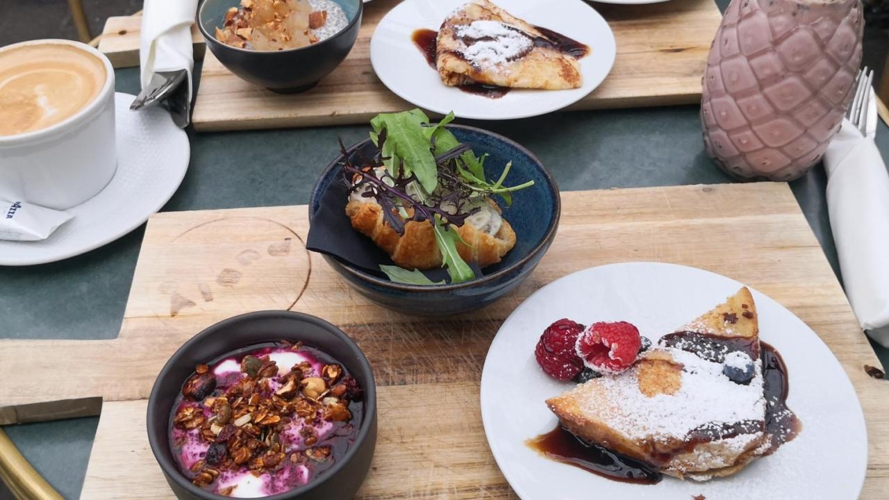Café Åland i Jægergårdsgade