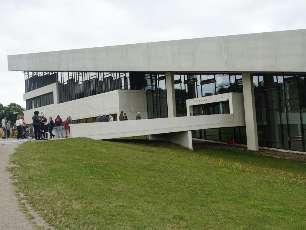 Café Moesgaard Museum