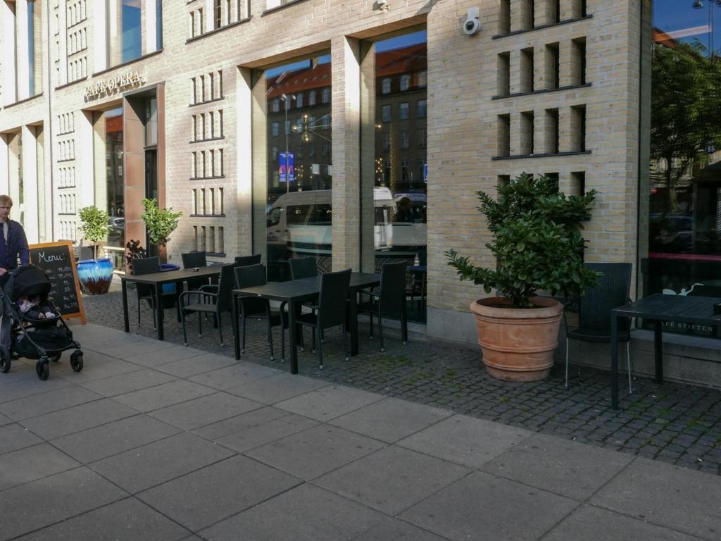 Café Opera ved Banegården i Aarhus_