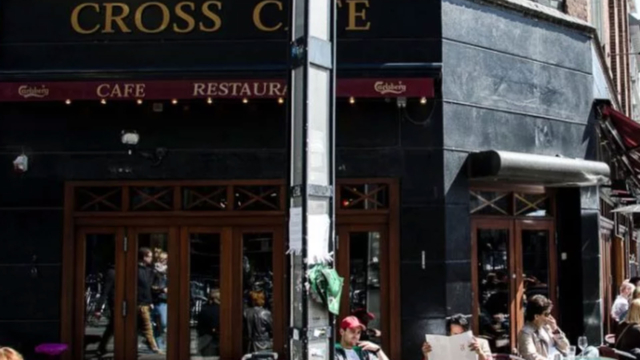 Cross Café ved åen i Aarhus. Se mere: https://spiseguidenaarhus.dk/category/cafe-aarhus-guide-cafeer/