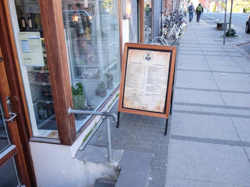 Fratelli Pizzeria på Trøjborg-2