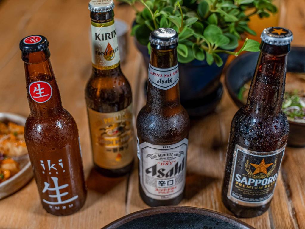 Lidt øl hos Gaijin Ramen i Aarhus