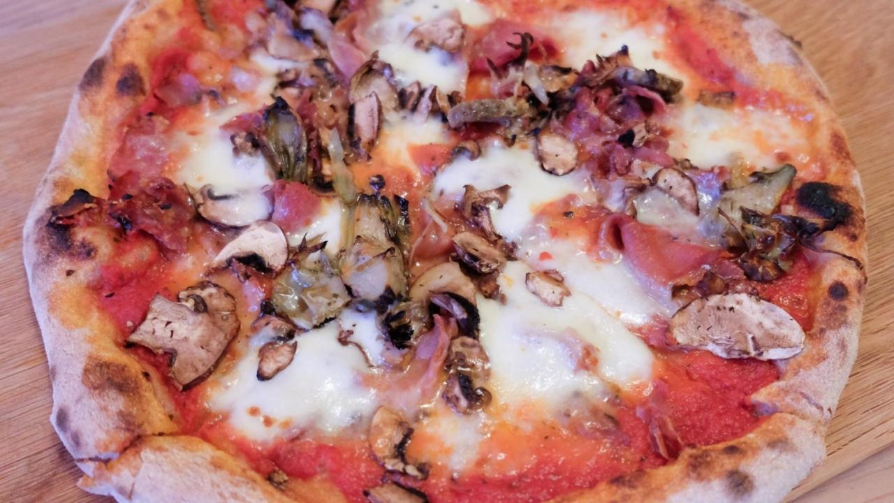 La Trattoria - pizzaria i Frederiks Allé