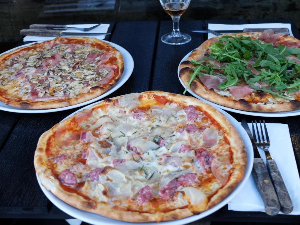 Piccolina laver gode italienske pizzaer