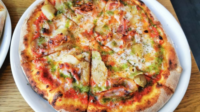Pizza Hytten i Frederiks Allé