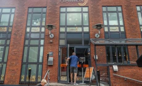 Restaurant Flammen i Aarhus C