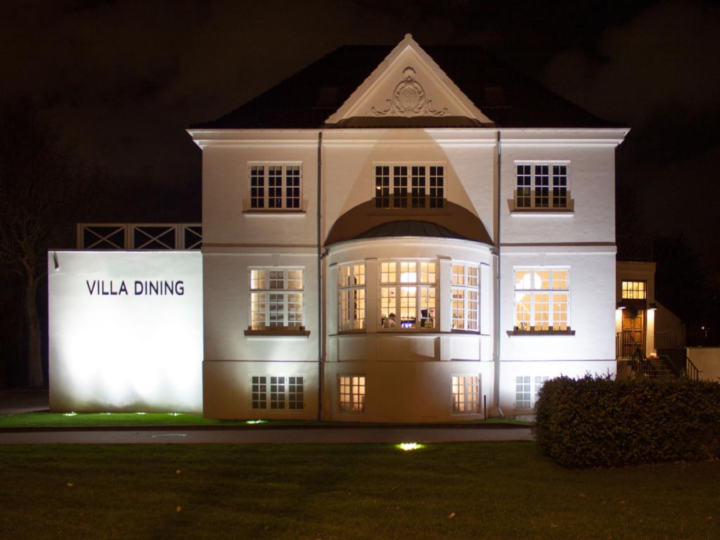 Villa Dining i Risskov_