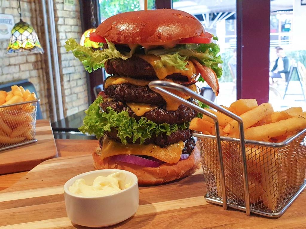 Joey´s Burger i Aarhus_