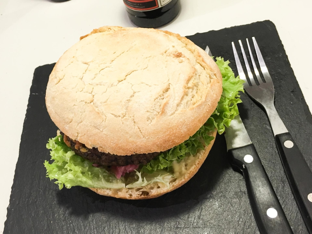 Burgeren hos Mr. Mums i Højbjerg
