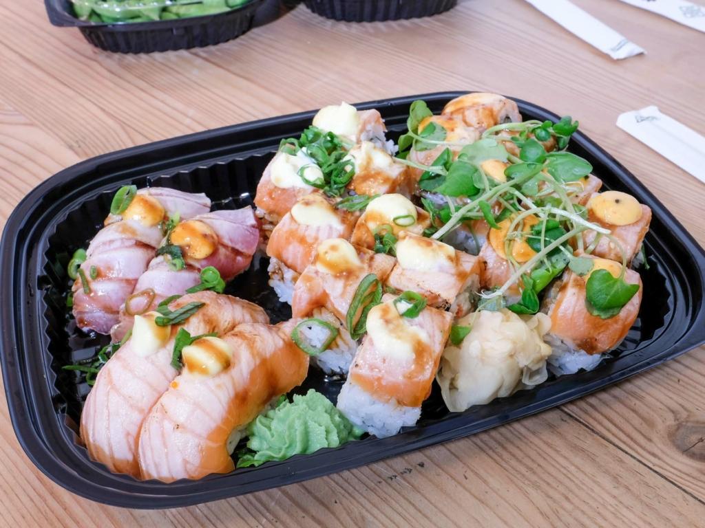 Sushi fra Nori Bar
