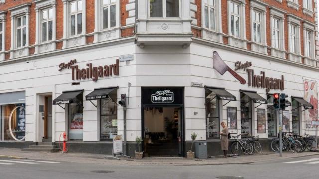Slagter Theilgaard - smørrebrød, sandwich og tapas i Jægergaardsgade