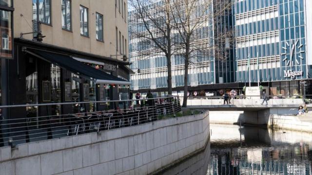 Stechers ved åen i Aarhus_-2
