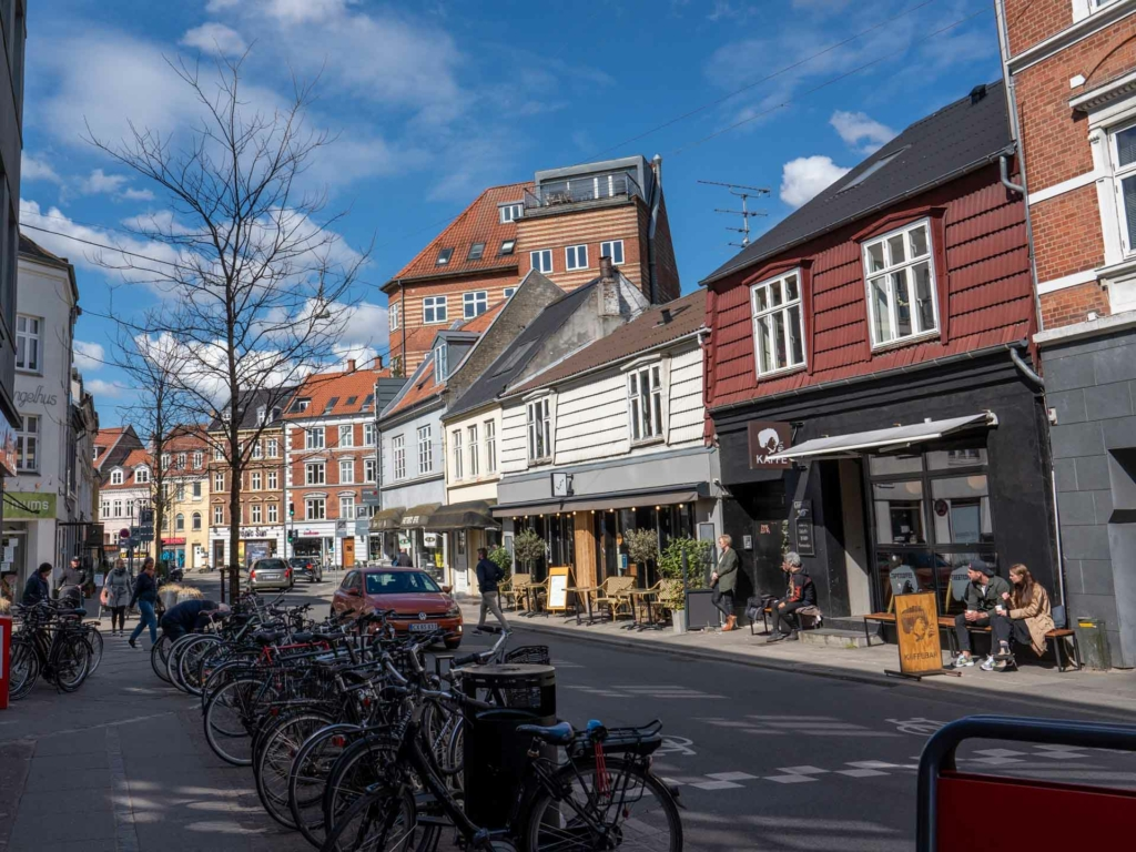 Street Coffee Jægergårdsgade