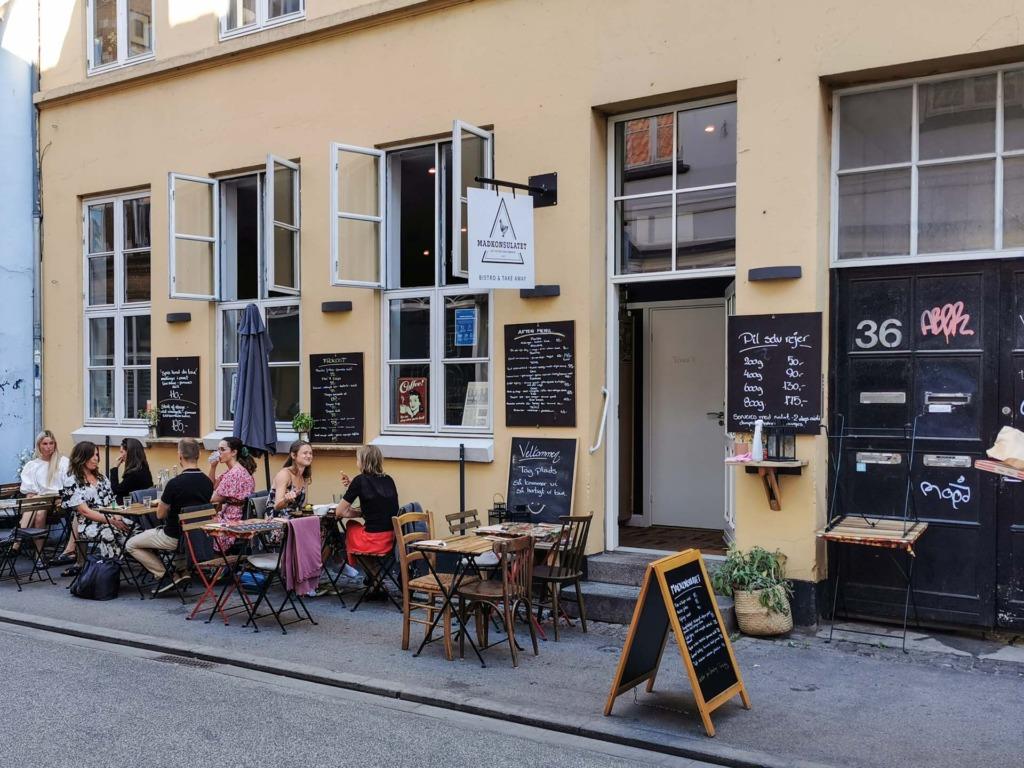 Madkonsulatet i Mejlgade - ©Spiseguiden Aarhus