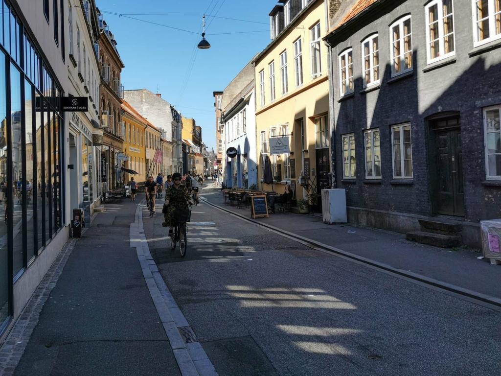 Mejlgade i Aarhus - ©Spiseguiden Aarhus