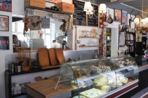 OliNico Gastro Grillbar i Mejlgade set indefra