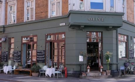 Restaurant Olive i Mejlgade