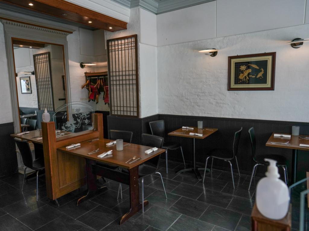 Restaurant Soya 1 i Jægergårdsgade-6