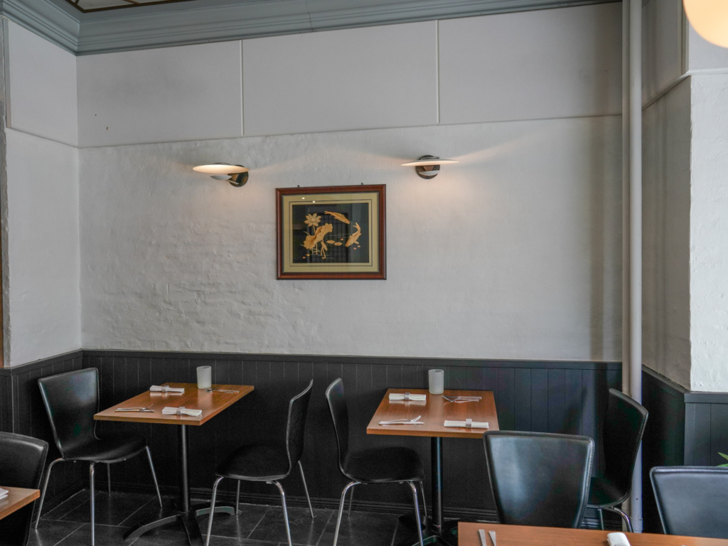 Restaurant Soya 1 i Jægergårdsgade-7