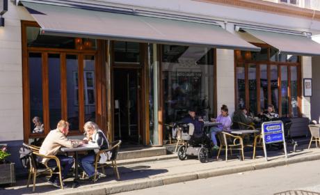 Sota Sushi Bar i Vestergade-10