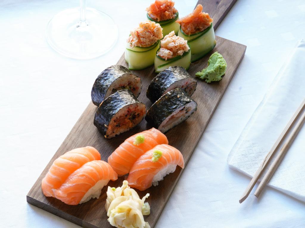 Sota Sushi Bar i Vestergade-7
