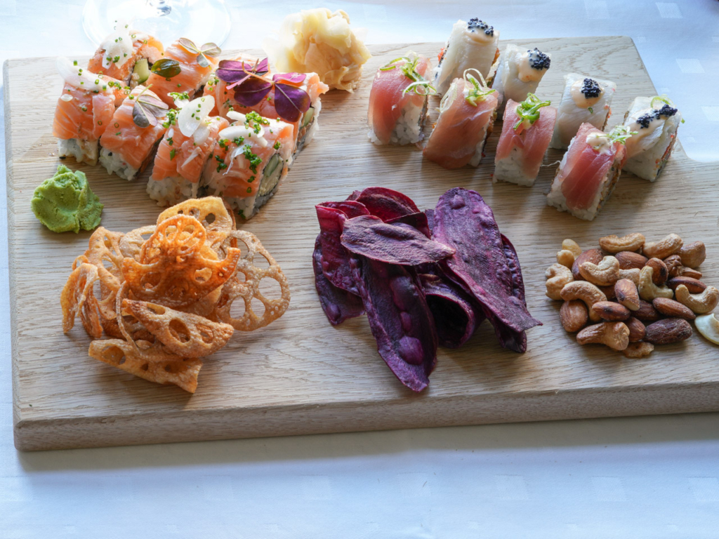 Sota Sushi Bar i Vestergade-8