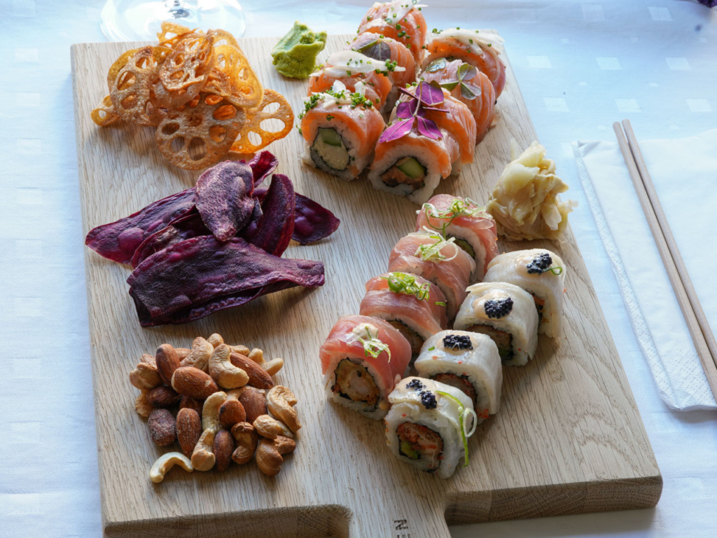 Sota Sushi Bar i Vestergade-9