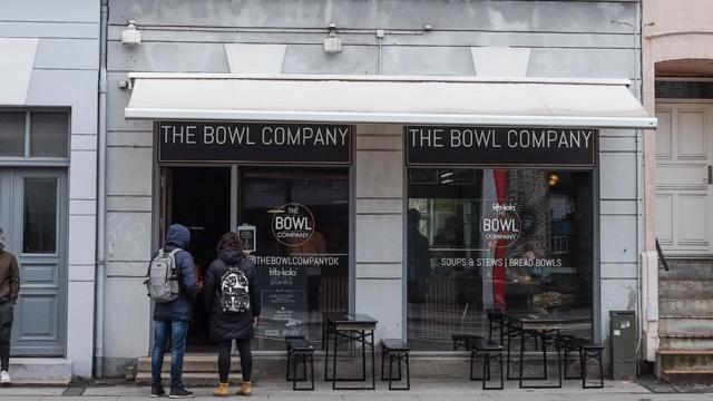 The Bowl Company i Frederiks Allé