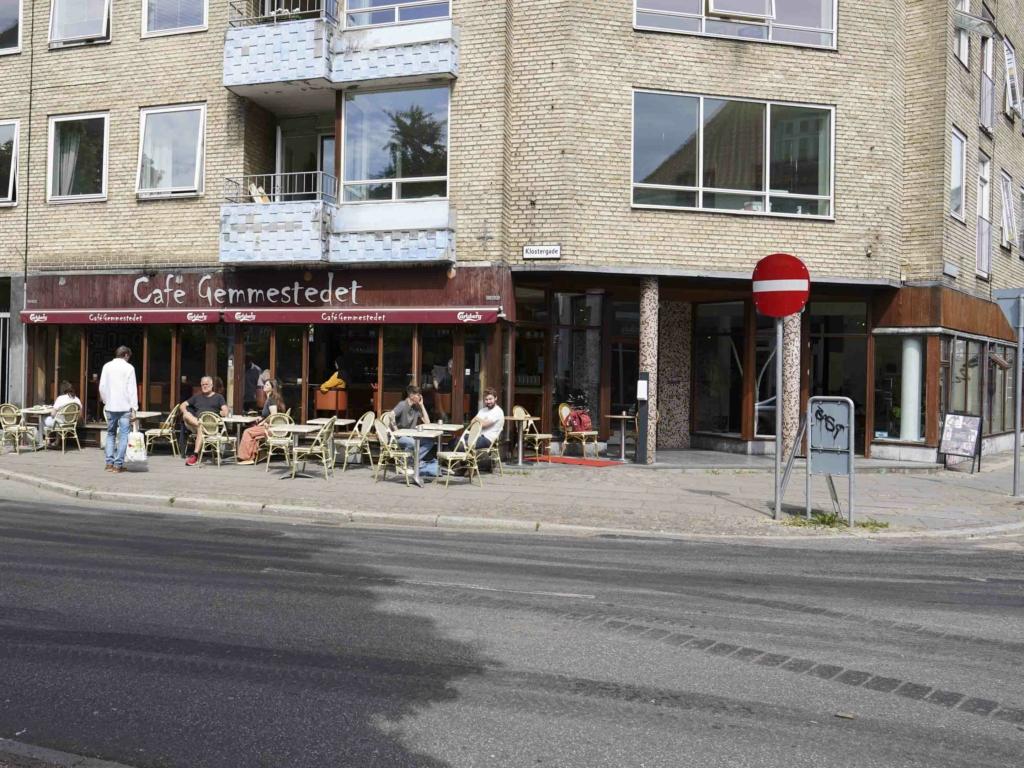 Café Gemmestedet i Klostergade-4