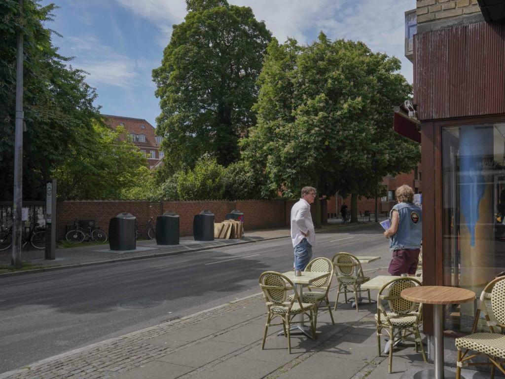 Café Gemmestedet i Klostergade-5