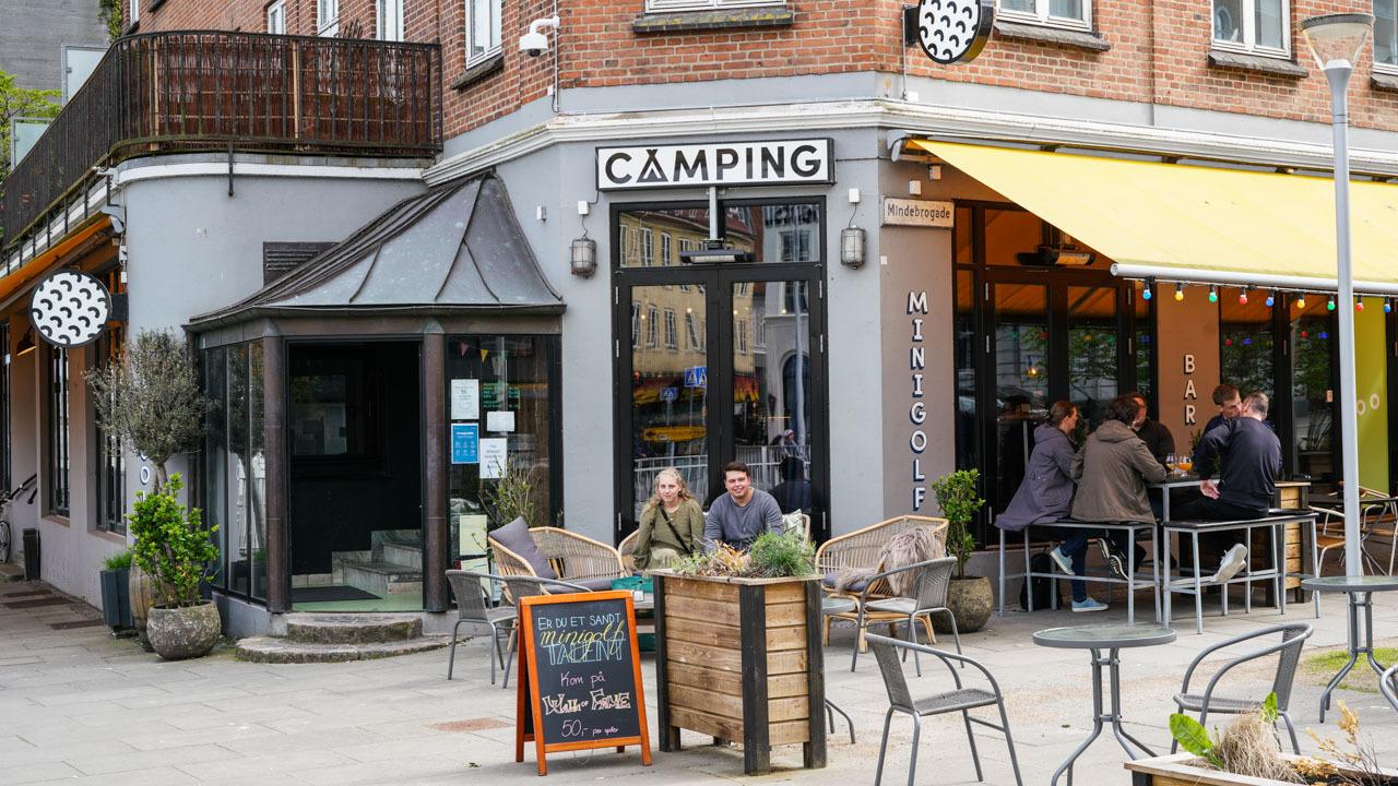 Camping Aarhus ved åen