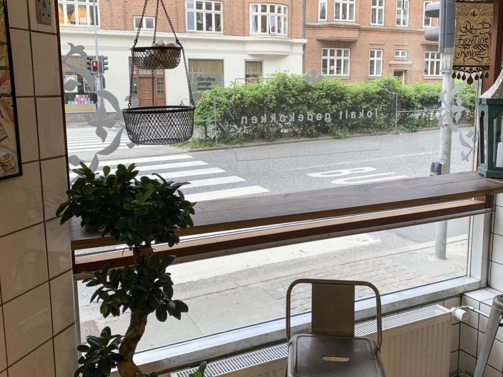 De Fyrretyve Røvere - Frederiksbjerg Torv-4
