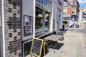 Klubhæftets Kaffebar i Nørre Allé