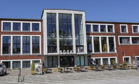 MIB foodcourt ved Mølleparken i Aarhus