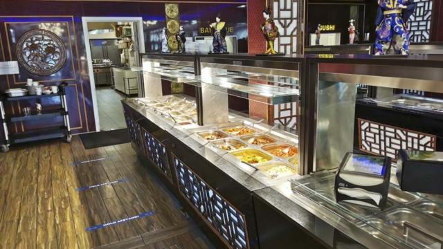 Asia Restaurant på Viby Torv-4