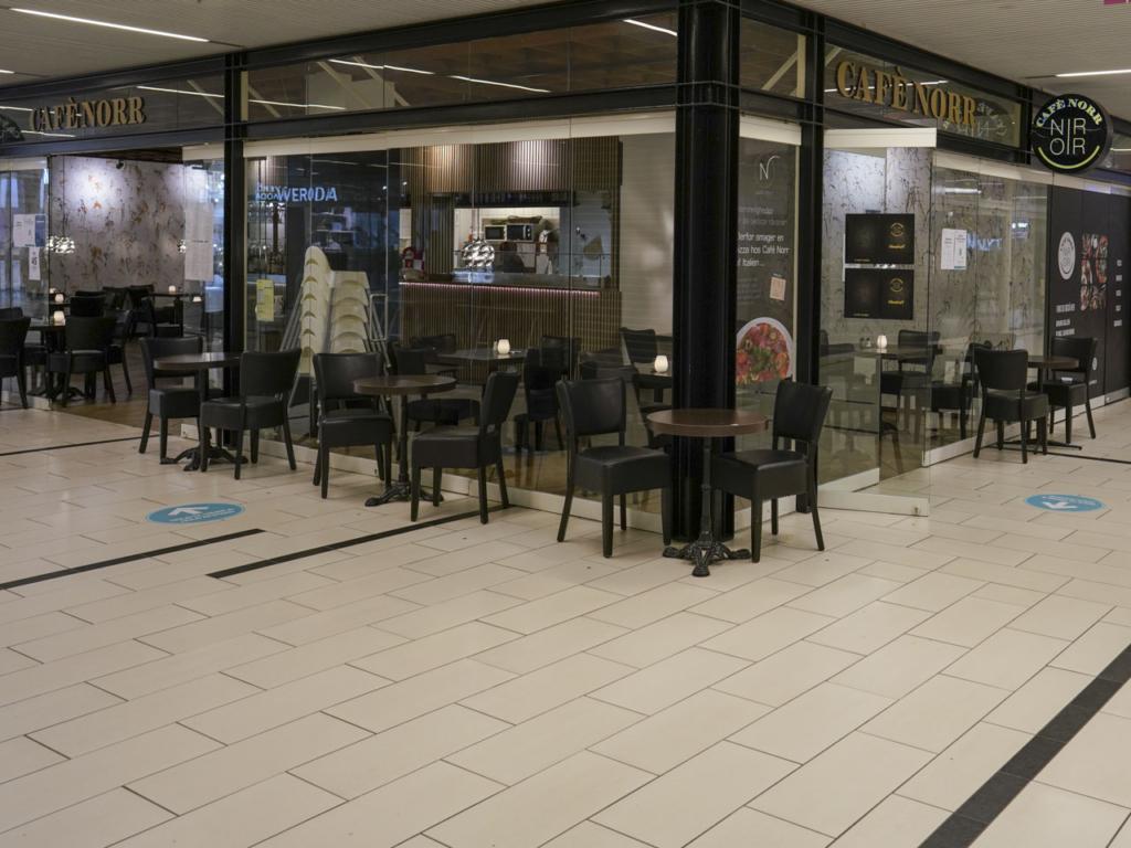 Café Norr set udefra