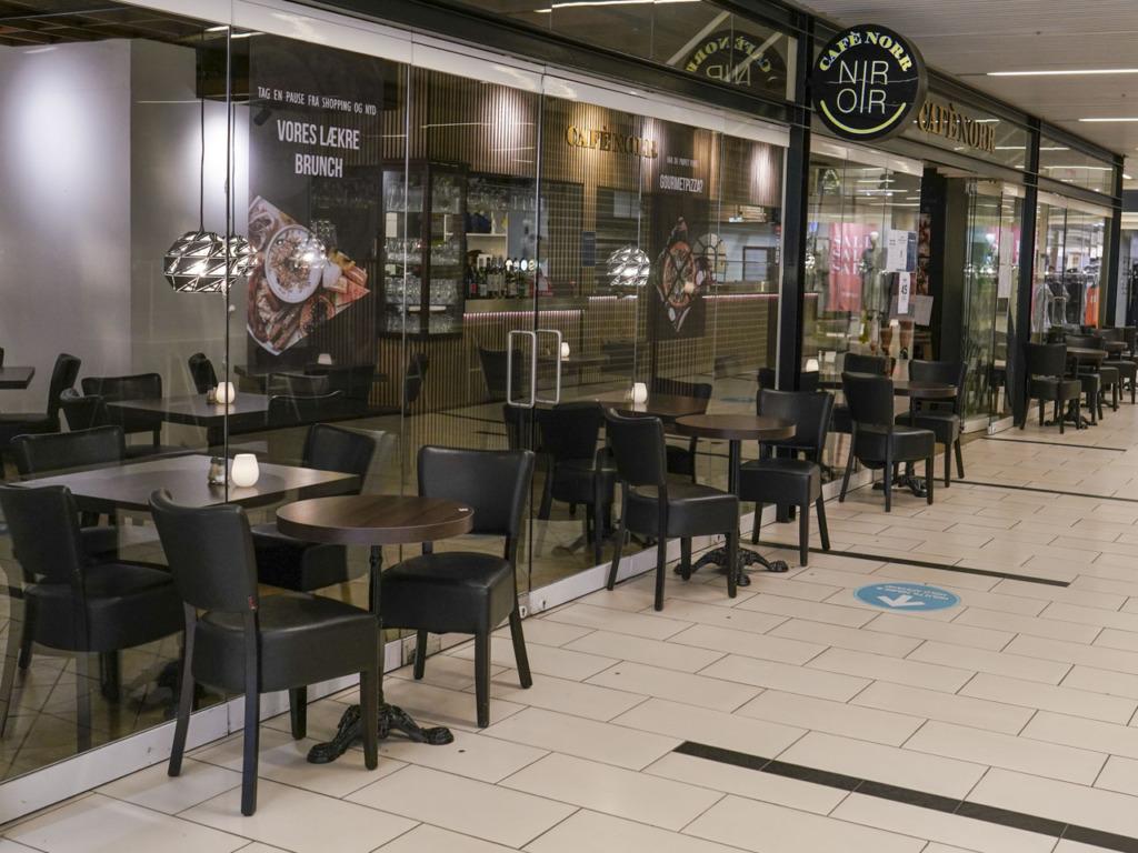 Café Norr i Storcenter Nord