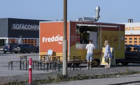 Freddies To-Go i Åbyhøj